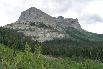 Wapta Mountain
