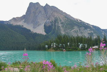 Mt. Burgess / Emerald Lake