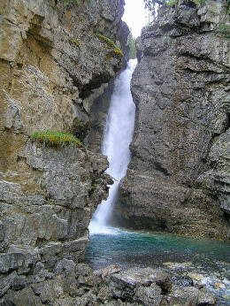 Upper Falls / Johnstone Canyon